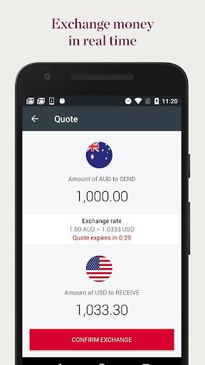Westpac Global Currency Card  screenshots 2