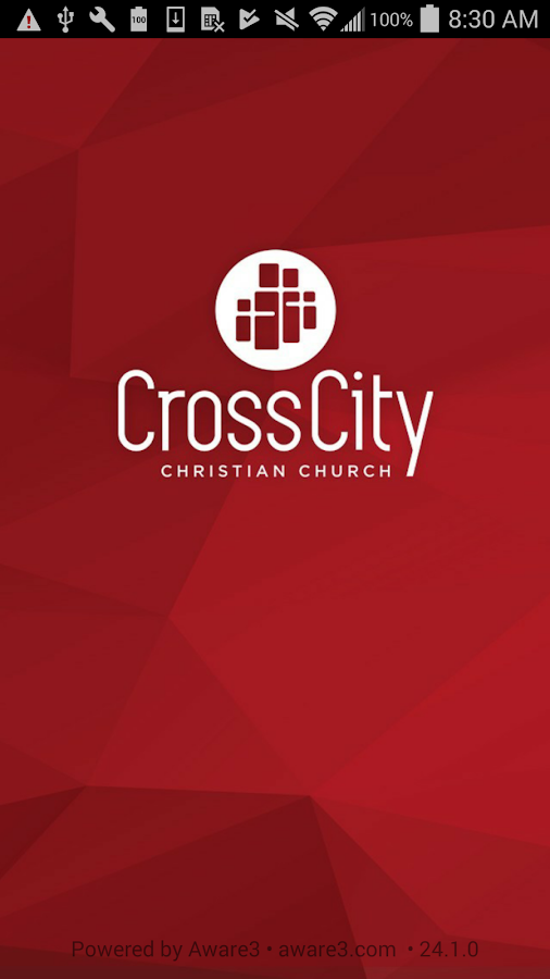 CrossCity Church - Fresno, CA- screenshot