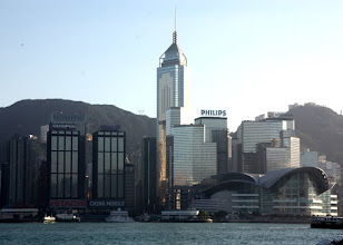 Photo: Day 195 -  A View of HK Island