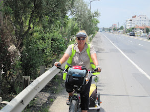 Photo: Day 102 - On the Infamous D100 on the Way in to Istanbul #2