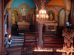 Photo: La Catedral Le Puy-en-Velay. Auvernia ( Francia) http://www.viajesenfamilia.it/