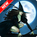 Witch Wallpaper icon
