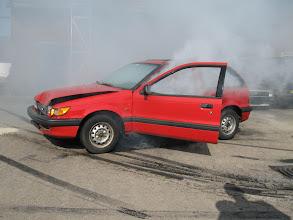 Photo: Burn In