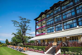Hôtel Ermitage . Evian Resort