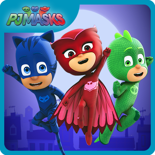 PJ Masks: Moonlight Heroes 休閒 App LOGO-APP開箱王