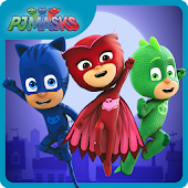 PJ Masks (Superpigiamini): Moonlight Heroes