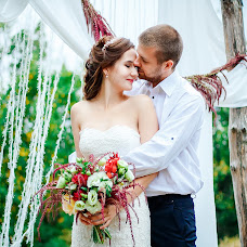 Wedding photographer Olga Yashnikova (yashnikovaolga). Photo of 15.01.2018