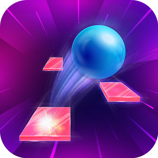 Beat Hopper: Dancing Piano Ball on Music Tiles 3
