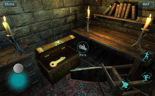 Scary Granny Ghost House 1.1.3 screenshots 7