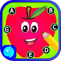 Dot to dot - Connect the dots ABC Games for Kids APK