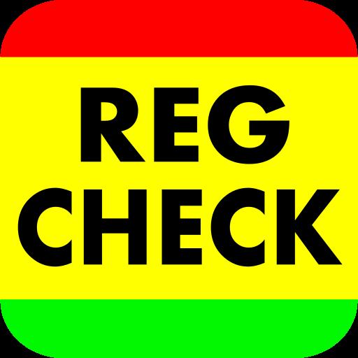 dvla reg checker