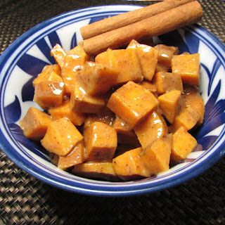 Coconut Sweet Potatoes