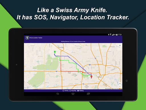 Phone Location Tracker: Places Near Me  screenshots 10