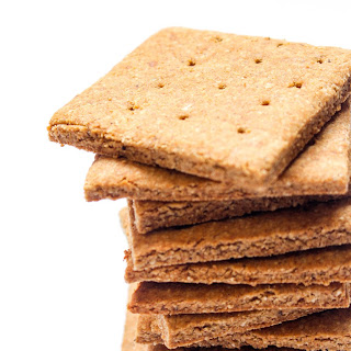 Gluten-free Vegan Graham Crackers