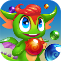 Dino Bubble Pop - Classic Ball Shooter Games 2018 icon