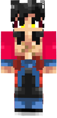Goku Nova Skin - Skins para minecraft pe de goku