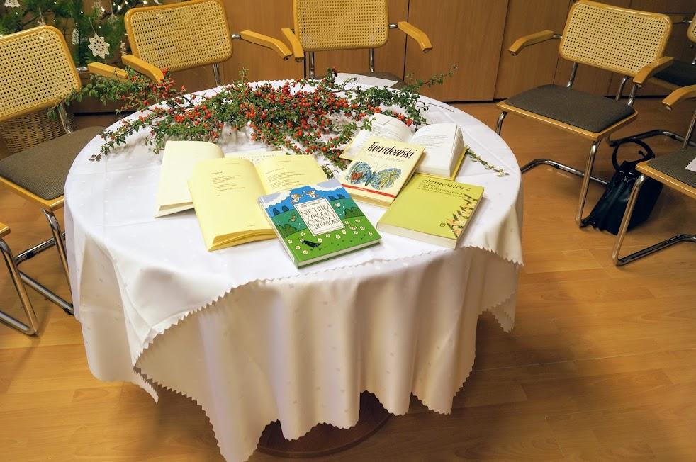 Spotkanie z poezją księdza Jana Twardowskiego