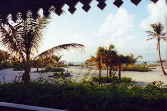"""Photo: #022-Vue de notre chambre au Club Med """"Columbus Isle"""""""