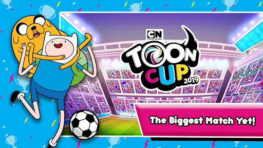 Toon Cup Cartoon Network S Soccer Game Apk Mod
