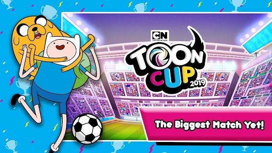 Toon Cup – Cartoon Network's Soccer Game Apk Latest Version Download For Android 1