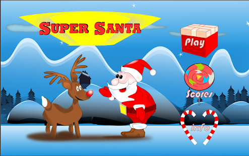 Super Santa- screenshot thumbnail