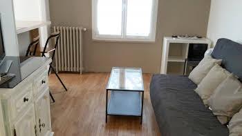 Appartement meublé 2 pièces 42,6 m2