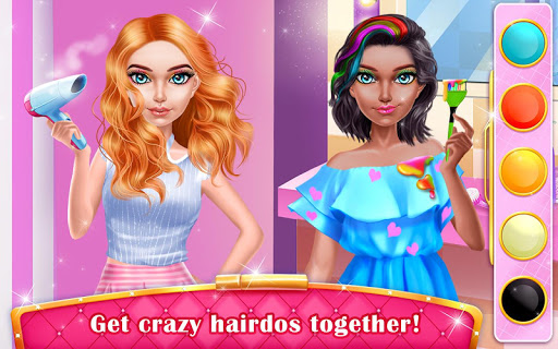 Mall Girl: Dressup, Shop & Spa ❤ Free Makeup Games 1.1 Cheat screenshots 2
