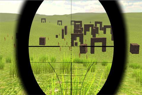 提前狙击冲突战争