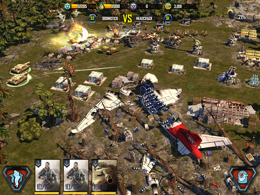 War Commander: Rogue Assault  gameplay | by HackJr.Pw 5