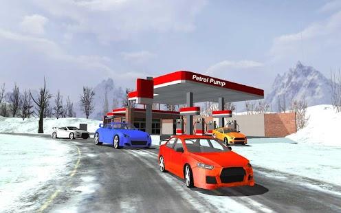 Mountain Ski Resort & Driving Simulator 3D Parková - náhled