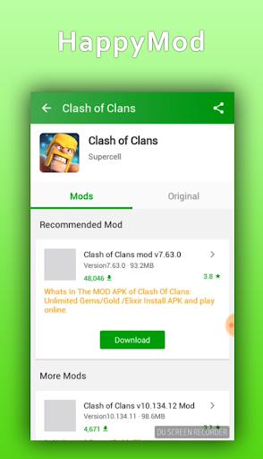 New HappyMod - Mod Happy Apps  screenshots 2
