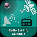 Radio Sat Info Colombia icon