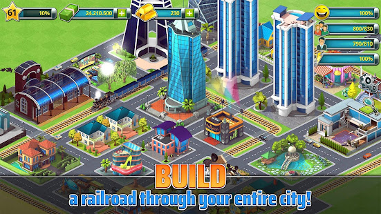 """Town Building Games: Tropic City Construction Game for PC / Windows 7, 8,  10 / MAC Free Download """"Guide"""""""