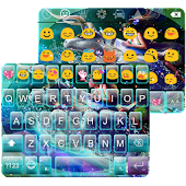 Taurus Emoji Keyboard Theme