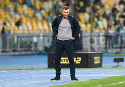 """Grand ouf de soulagement pour Andriy Shevchenko : """"Un match plein d'émotions"""""""