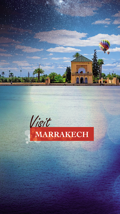 Visit Marrakech – Capture d'écran