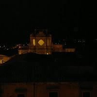 Vista notturna  di