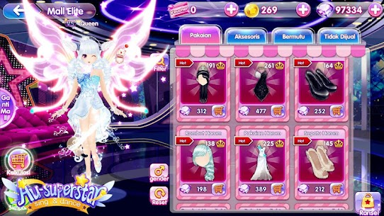 AuSuperstar-Ayo sing and dance MOD (Unlimited Everything) 5