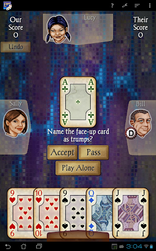 Euchre Free screenshot 14