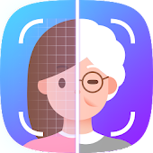 HiddenMe - Face Aging App, Face Scanner Icon