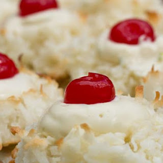 Cherry Limeade Macaroons