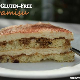 Easy Gluten-Free Tiramisu, xanthan free