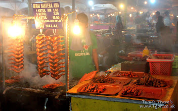 Photo: Night Market, Kota Kinabalu, Sabah, Malaysia