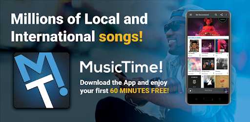 MusicTime! Time based music streaming for MTN - Apps on