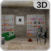 3D Escape Puzzle Halloween Room 3