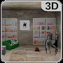 3D Escape Puzzle Halloween Room 3