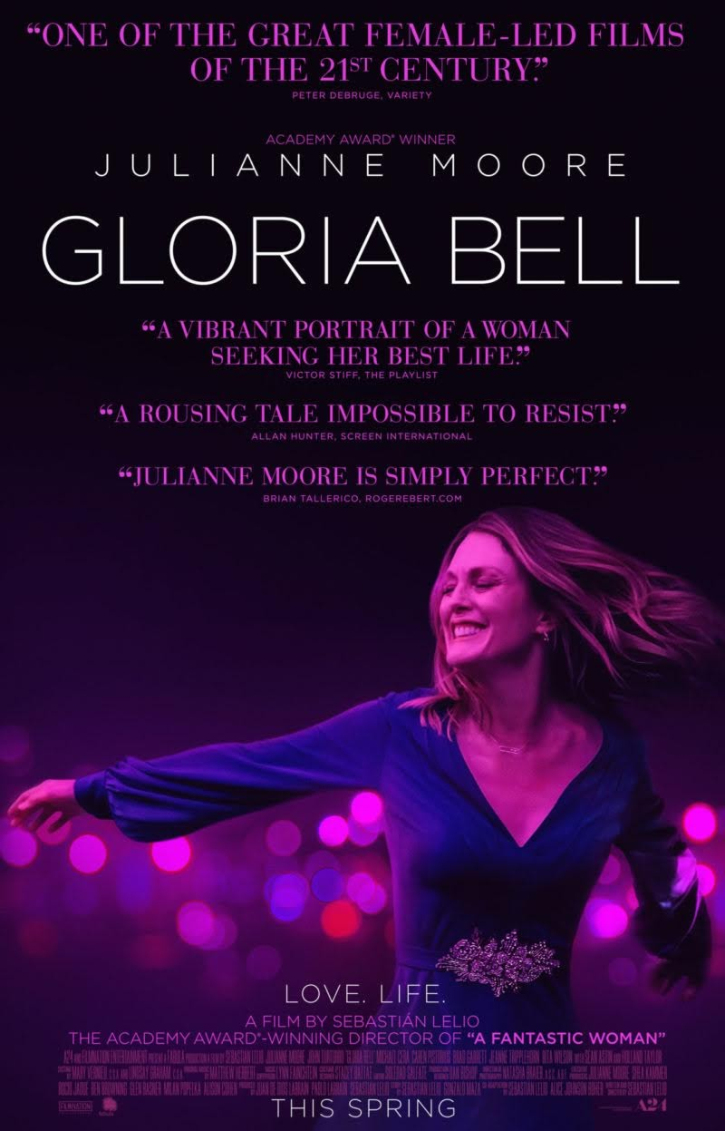 Gloria Bell official site