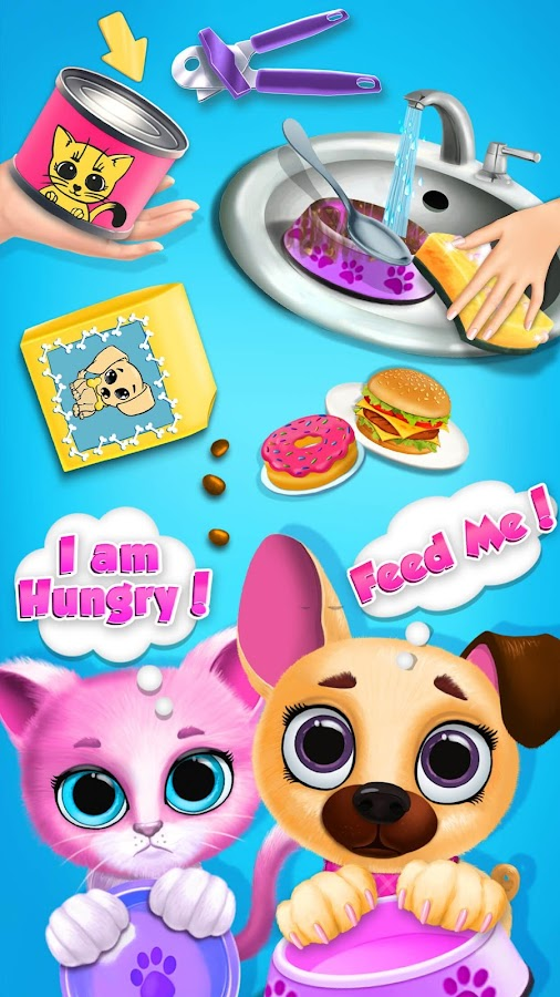 Kiki & Fifi Pet Friends- screenshot