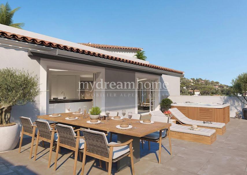 Vente appartement 4 pièces 138 m² à Sainte-Maxime (83120), 1 290 000 €
