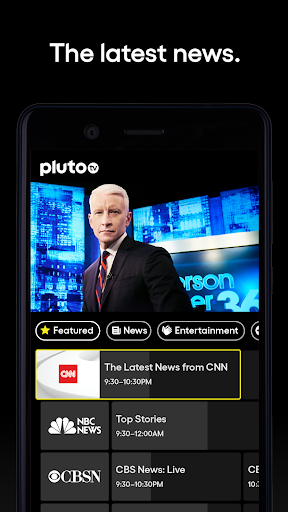 Pluto TV - Free Live TV and Movies screenshot 3